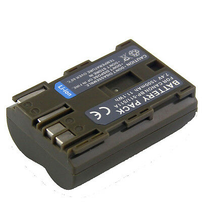New BP-511A BP-508 Battery for Canon EOS 300D D30 D60 40D 20D 30D 50D 5D BP-512