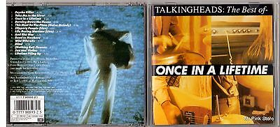 TALKING HEADS The Best Of ONCE IN A LIFETIME  ( CD - 1990 )