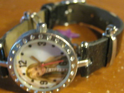 HANNA MONTANA, WATCH ,  COLLECTIBLE,NOT TICKING SOME STONES MISSING