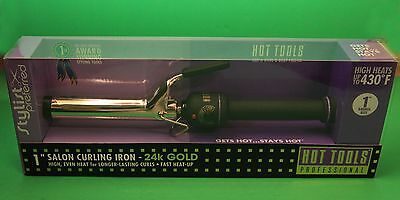 HOT TOOLS 1 INCH CURLING IRON