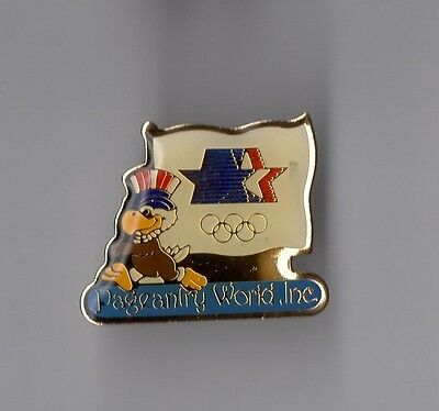 Pin's Jeux olympiques 1984 (Los Angeles) - Sam l'aigle - Pageantry World Inc