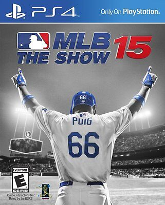 MLB 15: The Show with Bonus (PS4) (PRE-ORDER, 3/31 RELEASE)