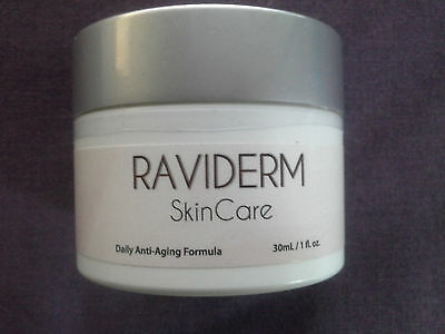 Raviderm Skin Care Daily Anti Aging Formula Skin Wrinkle and LineTreatment