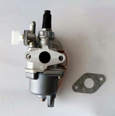 2 STROKE CARBURETOR CARB for Chinese 47cc 49cc 50cc Pocket Bike ATV Mini Quad