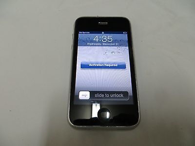Apple iPhone 3GS 16GB A1303 AT&T Touchscreen Smartphone Cellphone + EXTRAS!!!!!!
