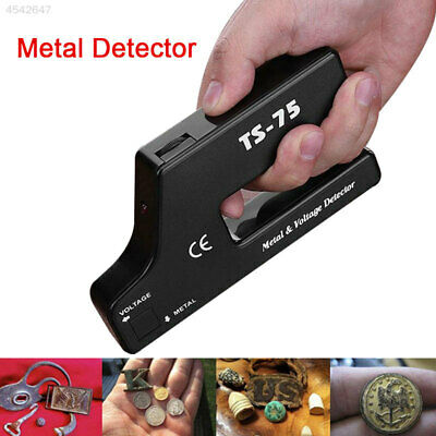 Silverline Held Metal Voltage Detector Electric Cable Wire Detection LED
