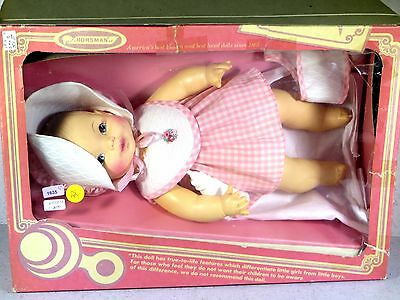 HORSMAN BABY DOLL NEW ARRIVAL LI'L RUTHIE 14 INCHES