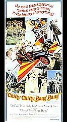 CHITTY CHITTY BANG BANG WITH DICK VAN DYKE LIONEL JEFFRIES  (r)