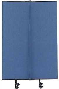 Sylex Great Divider Add-On 2438mm High Blue