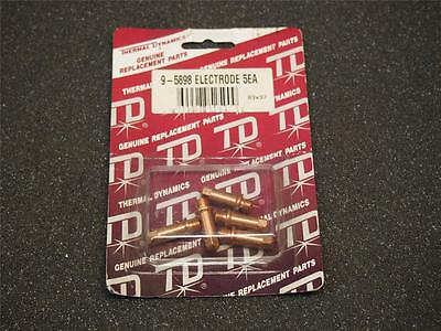 5 Pack of Thermal Dynamics 9-5891 Electrodes