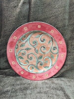 "Multiple Available PTS International Interiors Catalina 8"" Salad Plate Stoneware"