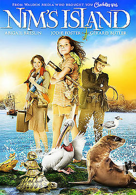 Nim's Island (Full Screen Edition) by Jodie Foster, Gerard Butler, Abigail Bres