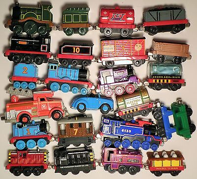 """TAKE ALONG N PLAY LOT EMILY SALTY TALKING BELLE/CHARLIE """"THOMAS THE TANK ENGINE"""""""