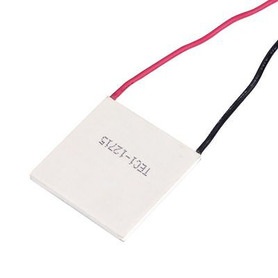 TEC1-12715 TEC Thermoelectric Cooler Cooling Peltier 231W 40mm Plate CPU