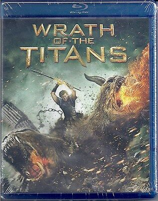 Wrath of the Titans (Blu-ray Disc, 2012) LIAM NEESON @EPICROOK