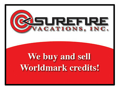 WorldMark 6,000 Annual Credit Point Trendwest Timeshare Wyndham Resale