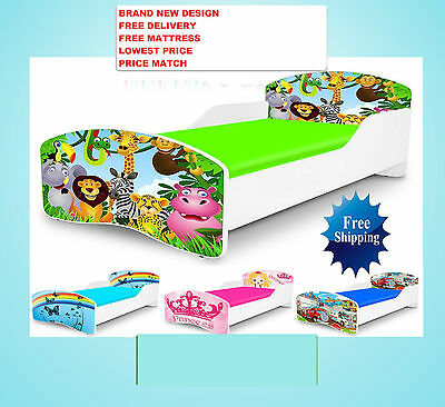 New Designs Beautiful Toddler children kids beds Amazing Low Prices...Girls Boys