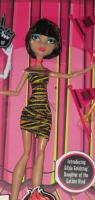 Monster High Cleo De Nile by Mattel Student Disembody Council