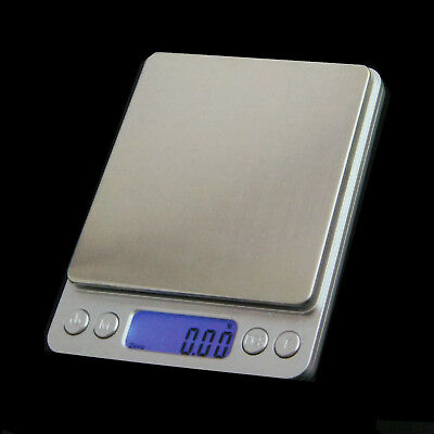 Digital Scale 0.1g x 3000g (0.1g increments)