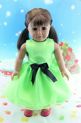 "New Doll Clothes fits 18"" American Girl Handmade Hot Summer Dress X75"