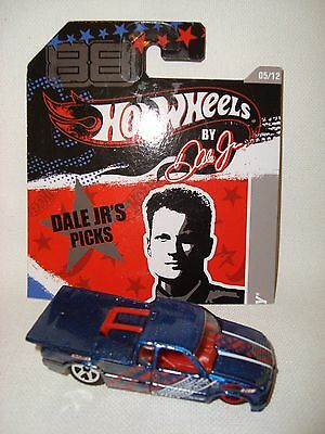 HOT WHEELS DALE JR'S PICKS 1998 PRO STOCK CHEVY S-10 1/64 DIE CAST COLLECTIBLE