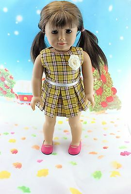 "New Doll Clothes fits 18"" American Girl Handmade Hot Summer Dress X50"