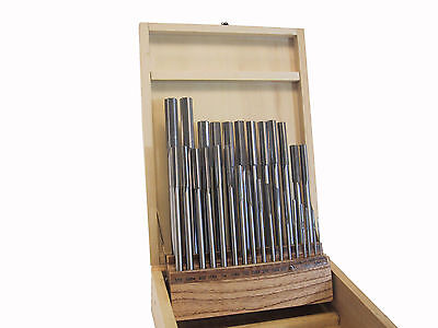 New List Sale, H.S.S. 29 PC American Standard Chucking Reamer Set