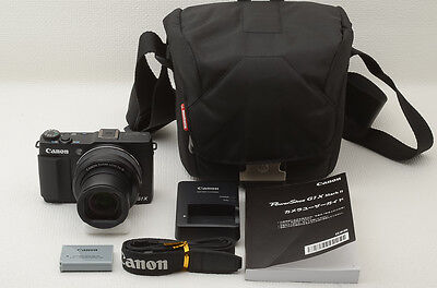 Canon Powershot G1X mark ii II 12.8-Megapixel Digital Camera [Excellent](06-E71)