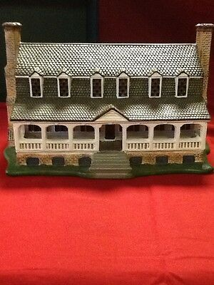 Colonial Williamsburg Christiana Campbell's Tavern Lang & Wise 1998 With Box
