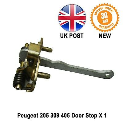 Peugeot 205 309 405 Front & Rear Door Hinge Check Strap Stop 918146 New X1