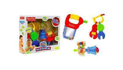 Fisher-Price- Brilliant Basics Fun To Fix Boys Gift Set