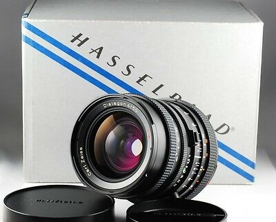 """MINT"" HASSELBLAD Carl Zeiss Distagon T* 50mm f/4 FLE  in BOX from JAPAN S128"