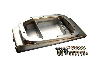 Tomei Powered High Volume Oil Pan / Sump - fits Nissan 200SX SR20DET
