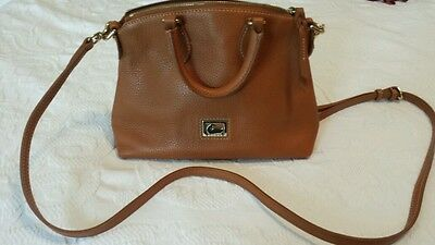 Leather Dooney Bourke Tote/ crossbody