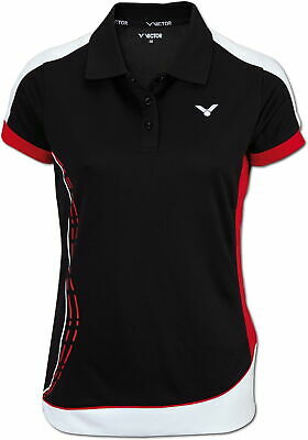 Victor Polo Function Female 6875   Badminton Tischtennis Lady Female Damen