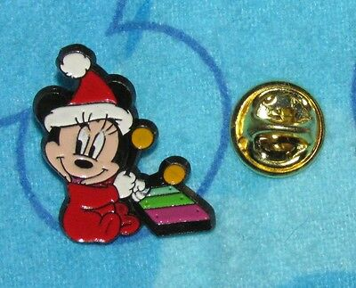 Disney Pin Minnie Mouse SEDESMA Baby Christmas Cute