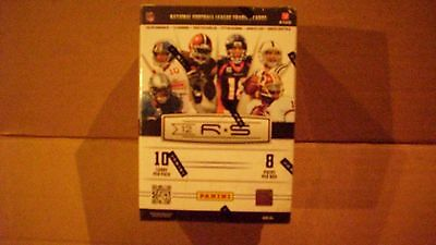 2012 PANINI ROOKIE and STARS FACTORY SEALED BOX*LUCK-FOLES-WILSON-RG111*AUTOS*