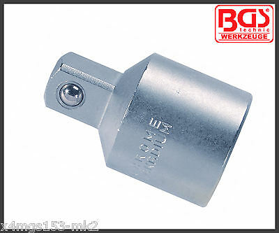 """BGS - 3/4"""" Drive - Wrench Adapter - 3/4"""" int. Down To 1/2"""" ext.- Pro Range - 274"""
