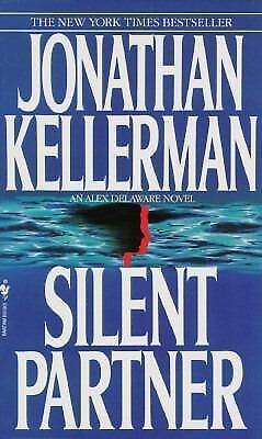 Silent Partner No. 4 by Jonathan Kellerman (1990, Paperback)
