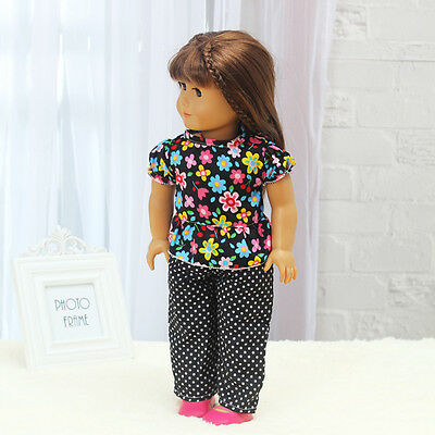 """New Doll Clothes fits 18"""" American Girl Handmade Casual Wear X92"""