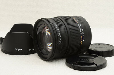 SIGMA 17-70mm F2.8-4 DC MACRO OS HSM Lens For SIGMA [Excellent] (20-A51)