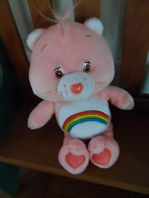 Care Bear - Cheer Bear - Excellent Condition - 2002