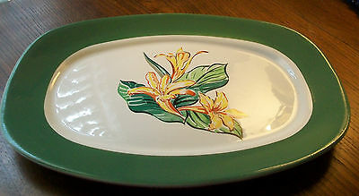 Vintage Taylor Smith & Taylor Conversation Platter by Walter Dorwin Teague