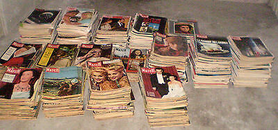 magazine,paris match,lot,revue,actualité,sport,cinema,collection,