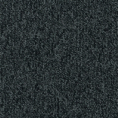Clearance - Below Cost - Carpet Tile,  Black/grey, Pvc Free, $13.00 Per Sq M