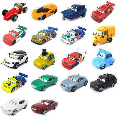Mattel Disney Pixar Cars 2 Other Characters Metal Toy Car 1:55 New In Stock #2