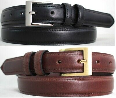 New Genuine Leather Quality Men's Belt Australian Seller 41009 30mm