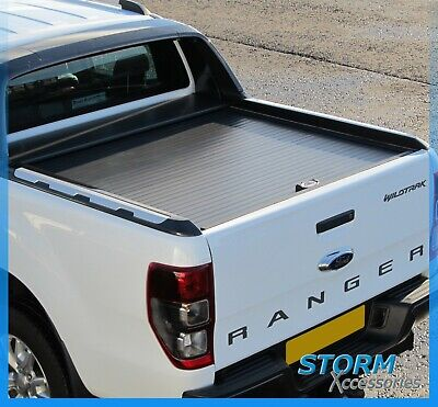 Ford Ranger Wildtrak 2012 onwards T6 Armadillo Roll Top Cover - Tonneau Cover