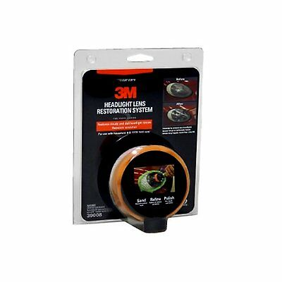 3M 39073 Headlight Restoration Kit