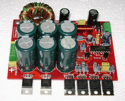 180W DC12V To Dual 32V Boost Power Supply Board For HiFi Amplifier Car Amp